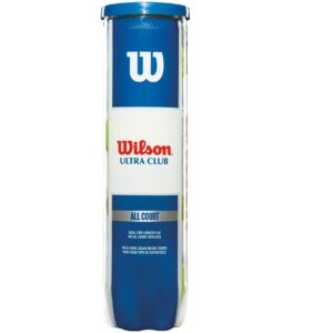 Wilson Tennisbälle, Ultra Club All Court,