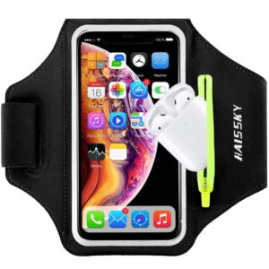 KEEPXYZ Water Resistant Cell Phone Running Armband