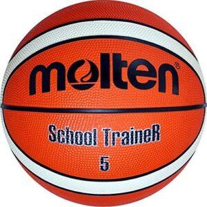 molten Basketball, Orange/Ivory, 5