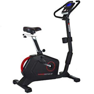 HAMMER Ergometer Cardio Motion BT, leises Fitnessfahrrad