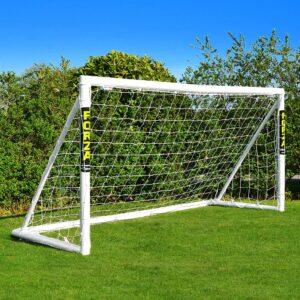 FORZA Fußballtor mit einem Klicksystem