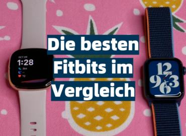 Die besten Fitbits im Vergleich