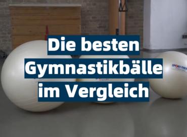 Die besten Gymnastikbälle im Vergleich