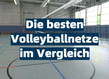 Die besten Volleyballnetze im Vergleich