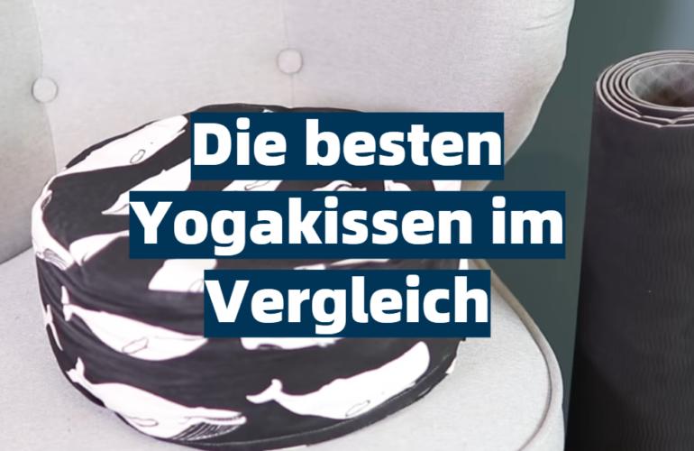 YogakissenTest 2021: Die besten 5 Yogakissen im Vergleich
