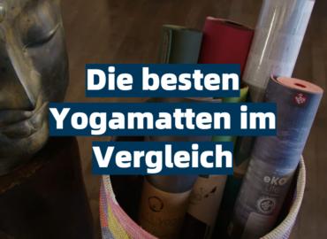 Die besten Yogamatten im Vergleich