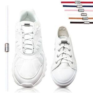 elaces – Schnürsenkel ohne binden, elastische Schnürsenkel mit Schnellverschluss