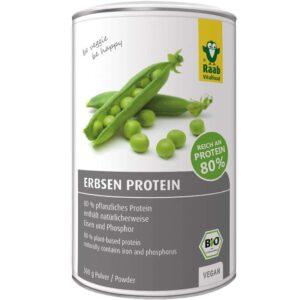 Bio Erbsen Protein Pulver (300 g)