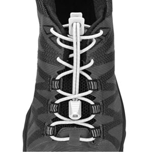 Nathan, Elastische Schnürsenkel ohne Binden für Laufen und aktive Sportarten
