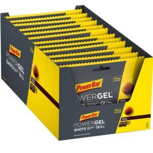 PowerBar PowerGel Shots Cola 24x60g