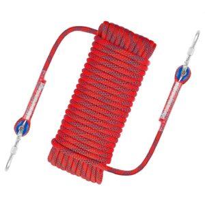 Awroutdoor Nylon Seil Klettern Sicherheitsseil Durchmesser 10.5mm