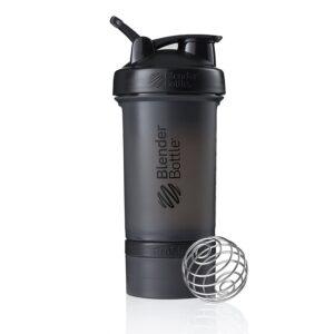 BlenderBottle ProStak Protein Shaker mit BlenderBall