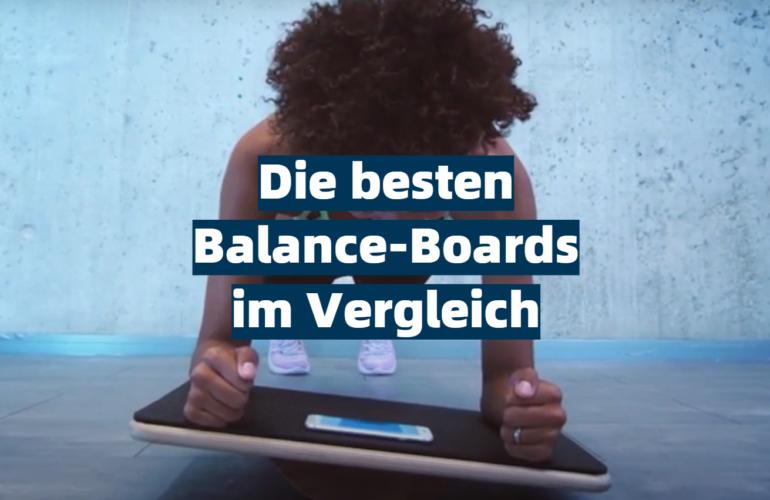 Balance-Board Test 2021: Die besten 5 Balance-Boards im Vergleich