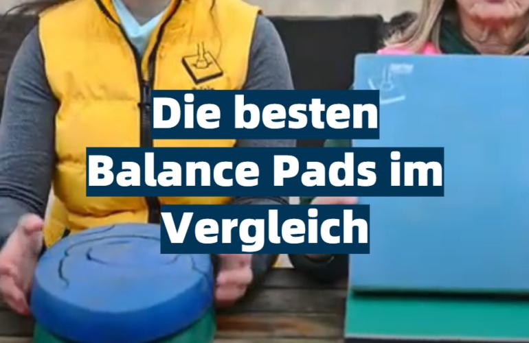 Balance Pad Test 2021: Die besten 5 Balance Pads im Vergleich