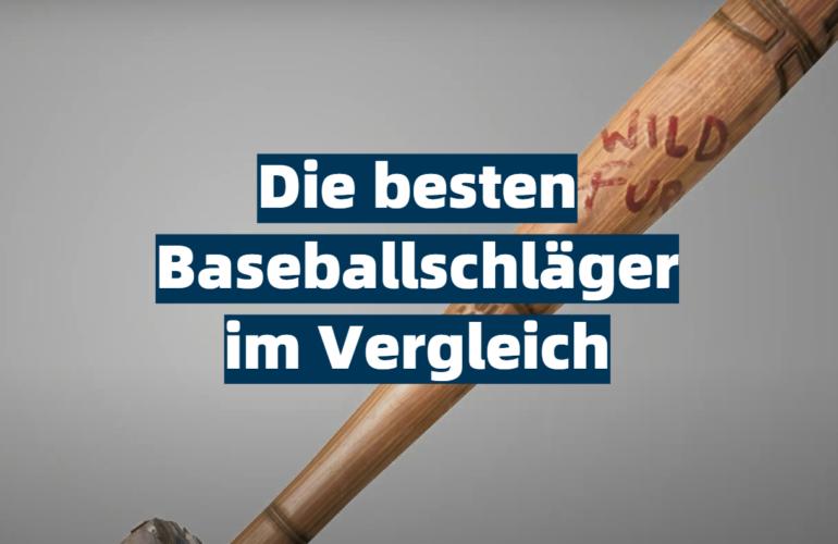 Baseballschläger Test 2021: Die besten 5 Baseballschläger im Vergleich