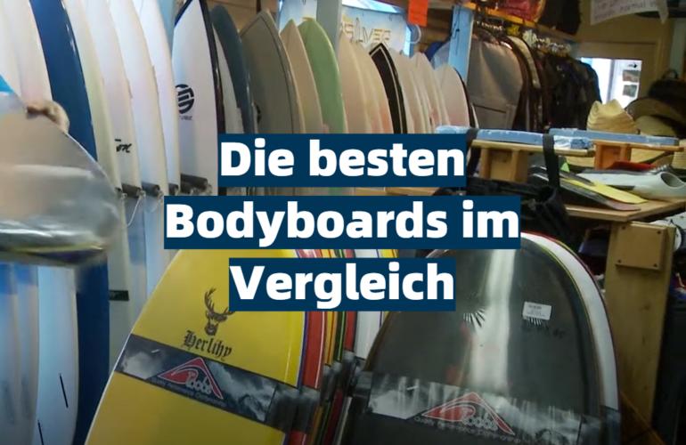 Bodyboard Test 2021: Die besten 5 Bodyboards im Vergleich