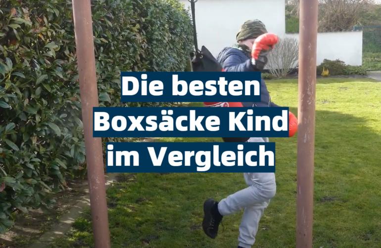 Boxsack Kind Test 2021: Die besten 5 Boxsäcke Kind im Vergleich