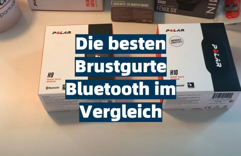 Brustgurt Bluetooth Test 2021: Die besten 5 Brustgurte Bluetooth im Vergleich
