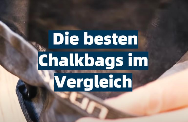 Chalkbag Test 2021: Die besten 5 Chalkbags im Vergleich