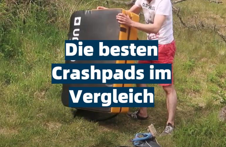 Crashpad Test 2021: Die besten 5 Crashpads im Vergleich