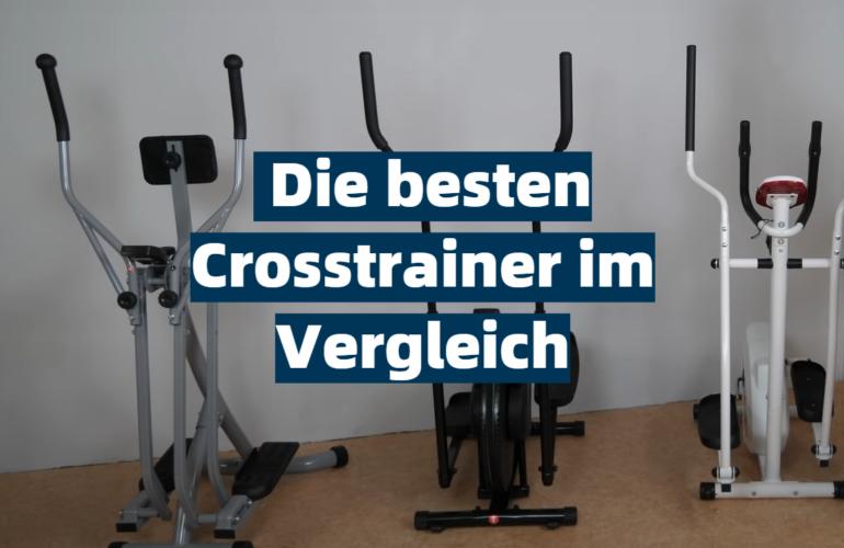 Crosstrainer Test 2021: Die besten 5 Crosstrainer im Vergleich