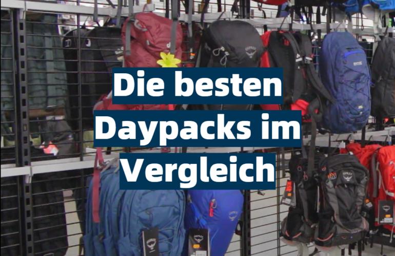 Daypack Test 2021: Die besten 5 Daypacks im Vergleich