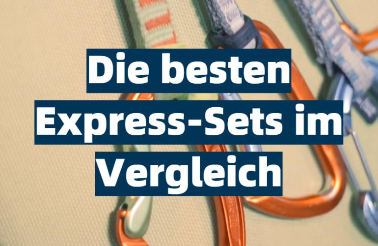 Express-Set Test 2021: Die besten 5 Express-Sets im Vergleich