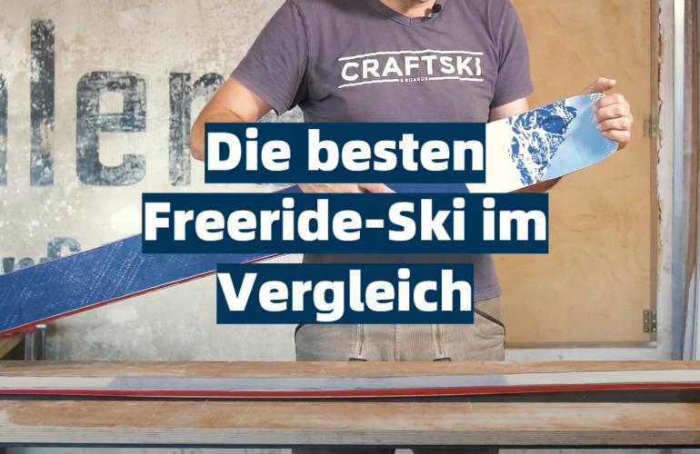 Freeride-Ski Test 2021: Die besten 5 Freeride-Ski im Vergleich