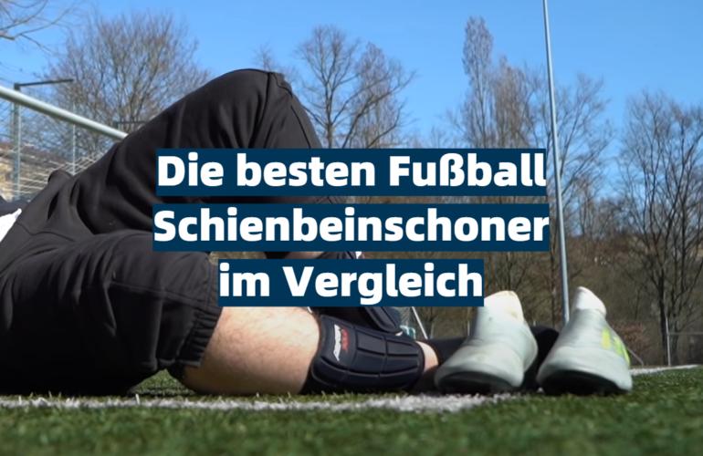 Fußball Schienbeinschoner Test 2021: Die besten 5 Fußball Schienbeinschoner im Vergleich