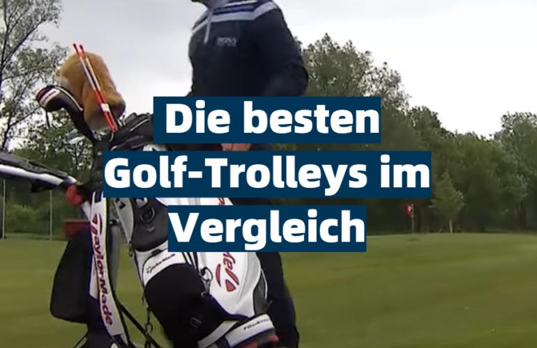 Golf-Trolley Test 2021: Die besten 5 Golf-Trolleys im Vergleich