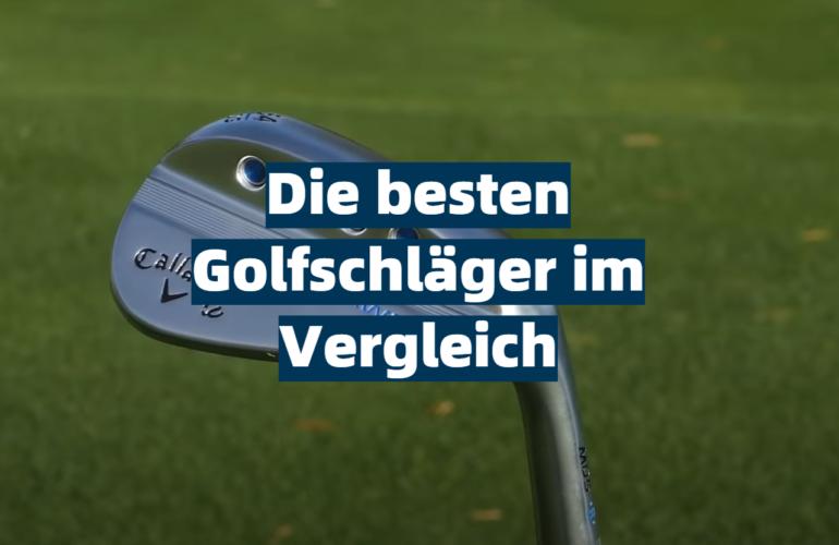 Golfschläger Test 2021: Die besten 5 Golfschläger im Vergleich