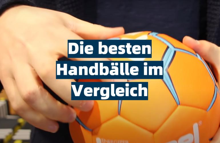 Handball Test 2021: Die besten 5 Handbälle im Vergleich