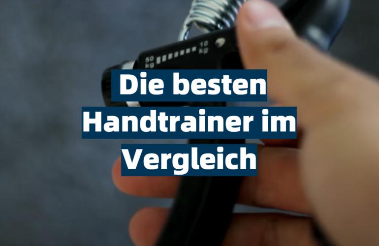 Handtrainer Test 2021: Die besten 5 Handtrainer im Vergleich