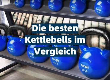 Kettlebell Test 2021: Die besten 5 Kettlebells im Vergleich