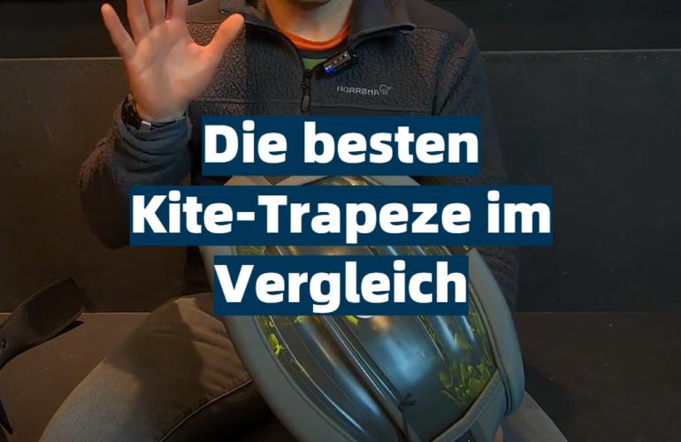Kite-Trapez Test 2021: Die besten 5 Kite-Trapeze im Vergleich