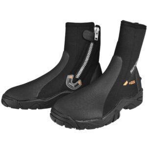 Seac PRO HD Diving Boots, Neopren Füßling für Geräteflossen