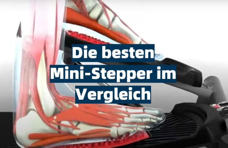 Mini-Stepper Test 2021: Die besten 5 Mini-Stepper im Vergleich