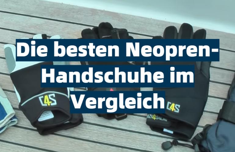 Neopren-Handschuhe Test 2021: Die besten 5 Neopren-Handschuhe im Vergleich