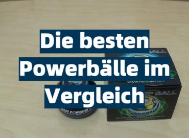 Powerball Test 2021: Die besten 5 Powerbälle im Vergleich